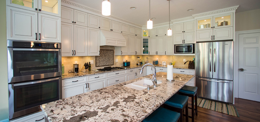 Custom Home Kitchen Robinson, PA