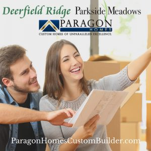 Moving to Pittsburgh- Build a Paragon Home