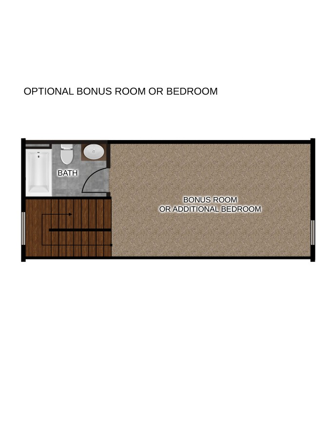 Nantucket_Third_Floor_Option_Custom_Home_Plan