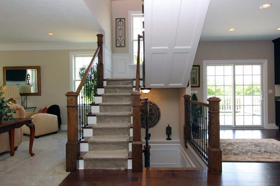 Paragon-Upper-St-Clair-Custom-Homes-Stairs-Windows-5
