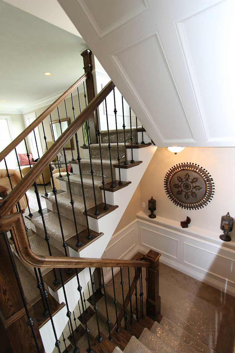 Paragon-Upper-St-Clair-Custom-Homes-Stairs-Windows-6