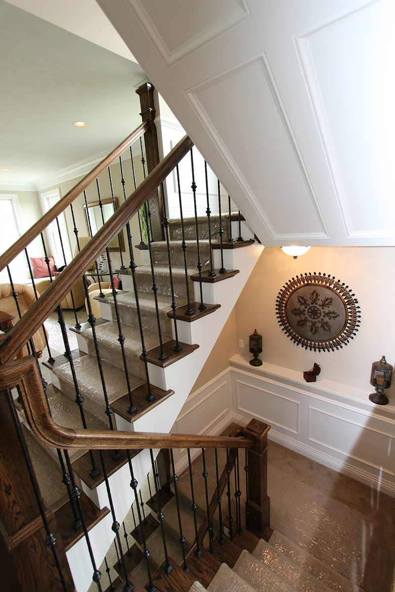 Paragon-Upper-St-Clair-Custom-Homes-Stairs-Windows-6
