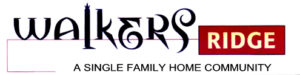 Walkers Ridge Paragon Homes community in Collier Township