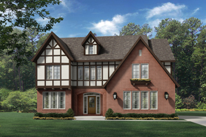 Custom Home Plans and Models