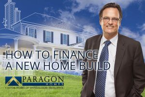 how to finance a custom home